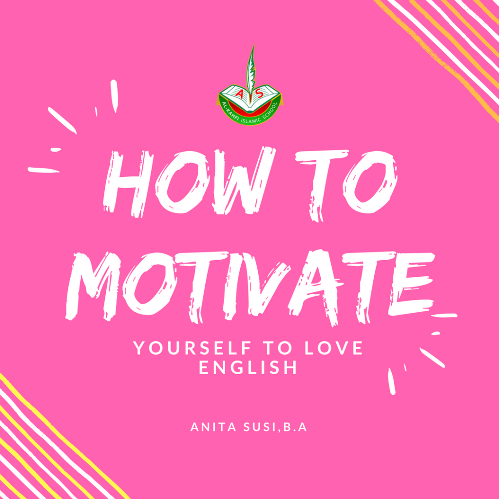 motivate to love english